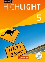 Thorne, Sydney English G Highlight Band 5: 9. Schuljahr - Hauptschule - Schülerbuch