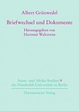Grünwedel, Albert Briefe und Dokumente