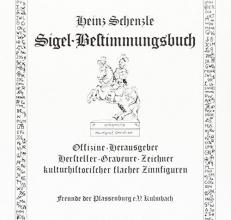 Schenzle, Heinz Sigel-Bestimmungsbuch