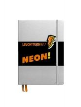 Lt361391 , Leuchtturm notitieboek puntjes neon oranje