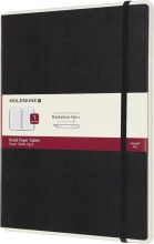 , Moleskine Papertablet P+ Ruled Black Hard 0