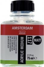 , Talens acryl medium 117 mat flacon 75 ml