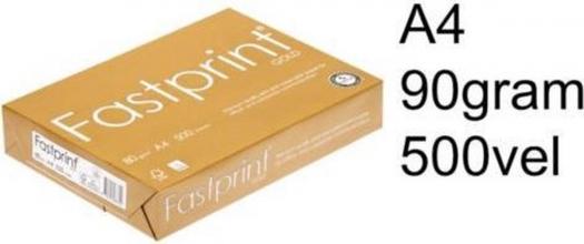 , Kopieerpapier Fastprint Gold A4 90gr wit 500vel