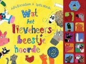 Julia  Donaldson Wat het lieveheersbeestje hoorde