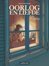 Richelle,,Philippe/ Beuriot,,Jean-michel Oorlog en Liefde Hc03