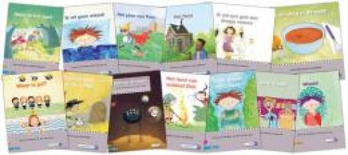 , Pakket leesboeken kim-versie kern 10 (13 titels)