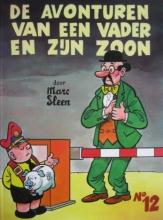 Sleen Marc, Dirk  Stallaert , Avonturen van een Vader en Zijn Zoon 12