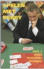 Berry  Westra Spelen met Berry 2 Basis tegenspeltechniek