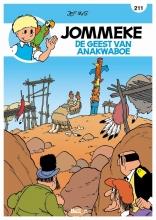 Nys,,Jef Jommeke 211