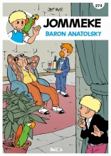 Delzenne,,Philippe/ Nys,,Jef Jommeke 274