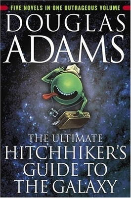 Adams, Douglas,The Ultimate Hitchhiker`s Guide to the Galaxy