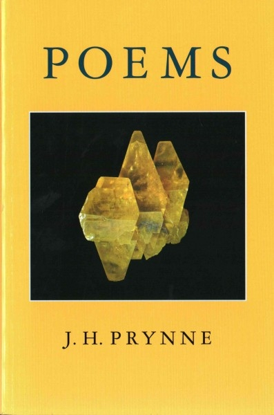 J. H. Prynne,Poems