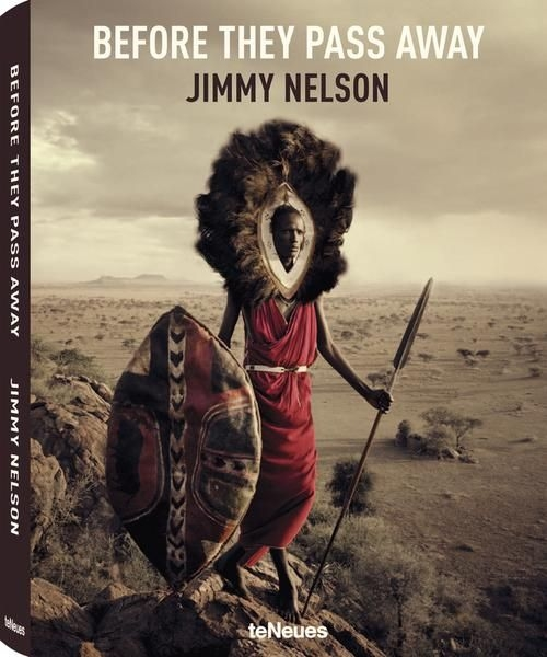 Nelson, jimmy,Before they pass away collector`s edition incl. print saburu