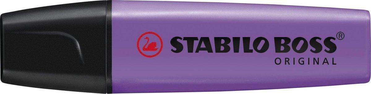 ,Markeerstift STABILO Boss Original 70/55 lavendel