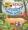 Alan  Fox, Benji & the 24 pound banana squash