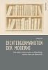 Redl, Philipp, Dichtergermanisten der Moderne