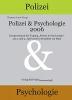 , Polizei & Psychologie 2006