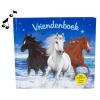 ,<b>Miss melody vriendenboek paarden zee blauw met geluid en licht</b>