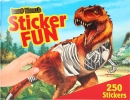 3359 a , Dino world sticker fun