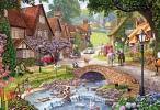 , Wisteria wedding - steve crisp - gibsons puzzel -  250 xl - (49x34)