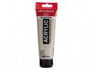 , Talens amsterdam acrylverf tube 120 ml warmgrijs 718