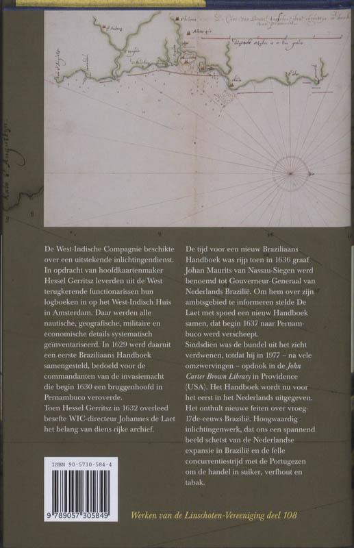 Johannes de Laet,Suiker, verfhout & tabak