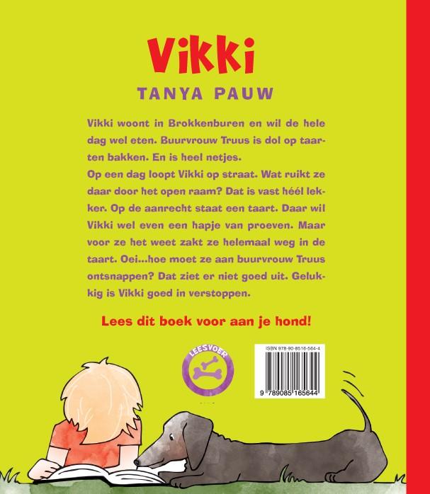 Tanya Pauw,Vikki