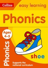 Collins Easy Learning Phonics Ages 3-5
