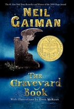 Neil Gaiman,   Dave McKean The Graveyard Book