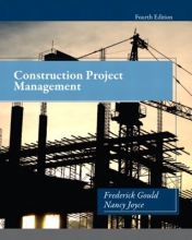 Gould, Frederick Construction Project Management
