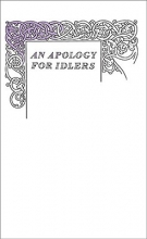 Stevenson, Robert Louis An Apology for Idlers