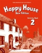 Roberts, Lorena Happy House: 2 New Edition: Activity Book and MultiROM Pack
