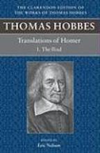 Hobbes, Thomas Thomas Hobbes Translations of Homer