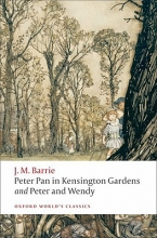 Barrie, J. M. Peter Pan in Kensington Gardens and Peter and Wendy