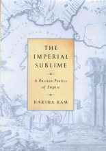 Ram, Harsha The Imperial Sublime
