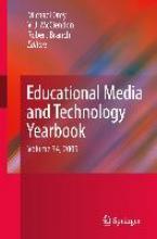 Michael Orey,   V. J. McClendon,   Robert Maribe Branch Educational Media and Technology Yearbook