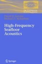 Jackson, Darrell High-Frequency Seafloor Acoustics