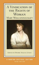 Wollstonecraft, Mary A Vindication Of The Rights Of Woman NCE 3e