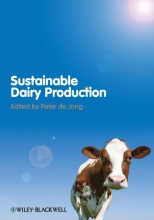 de Jong, Peter Sustainable Dairy Production