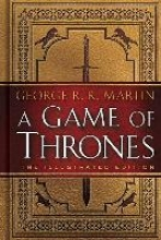 George,R. R Martin Game of Thrones (20th Anniversary Illustrated Edition)