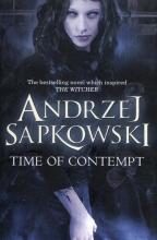 Andrzej,Sapkowski Time of Contempt