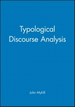 John Myhill Typological Discourse Analysis