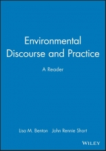 Benton, Lisa M. Environmental Discourse and Practice