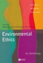 Light, Andrew Environmental Ethics