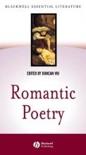 Duncan Wu Romantic Poetry