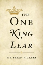 Vickers, Brian One King Lear