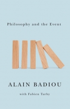 Badiou, Alain Philosophy and the Event