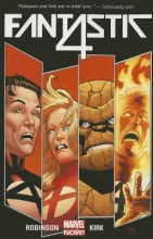 Robinson, James,   Kirk, Leonard Fantastic Four 1