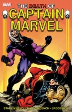 Starlin, Jim,   Englehart, Steve,   Moench, Doug Captain Marvel