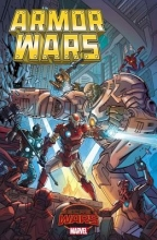 Robinson, James Armor Wars